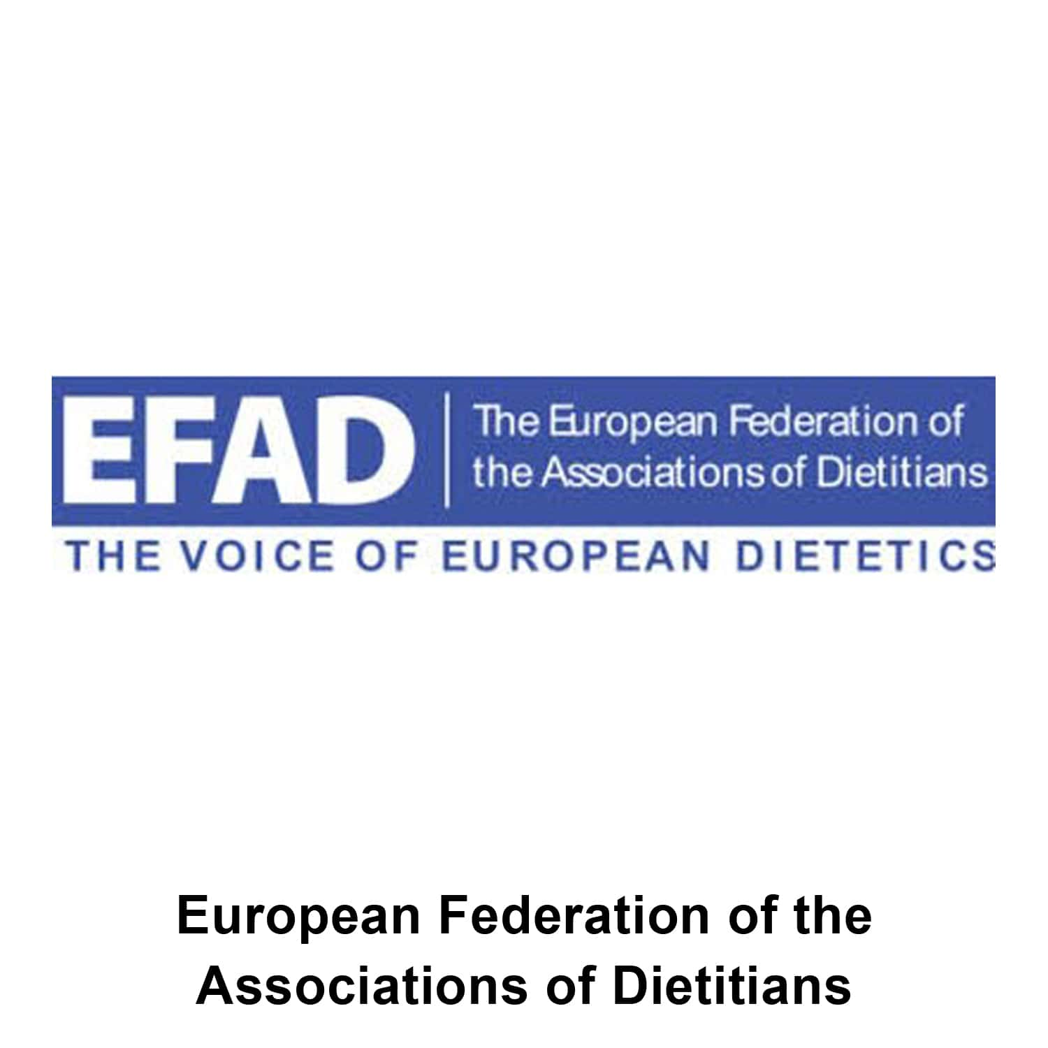 European Federation of the Associations of Dietitians - EFAD