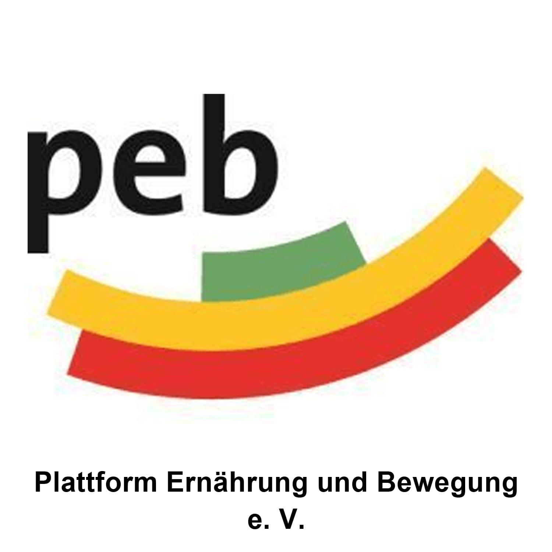 Plattform Ernährung und Bewegung e.V. - peb
