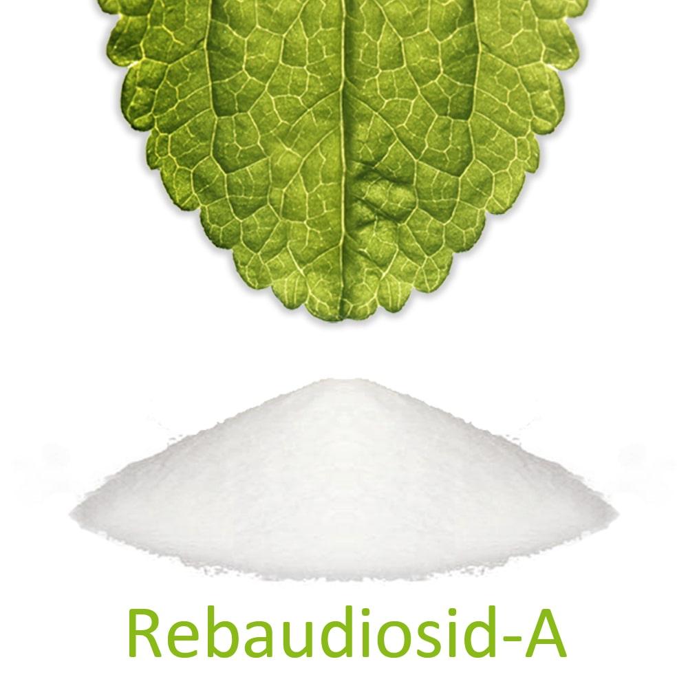 Hochwertiges Stevia Extrakt: Rebaudiosid-A 98%