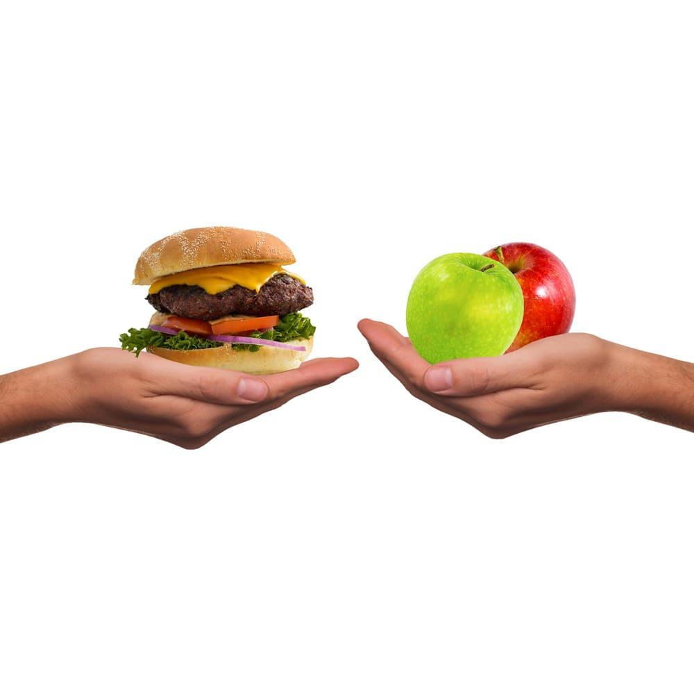 Diabetes und Ernährung bei Kindern.