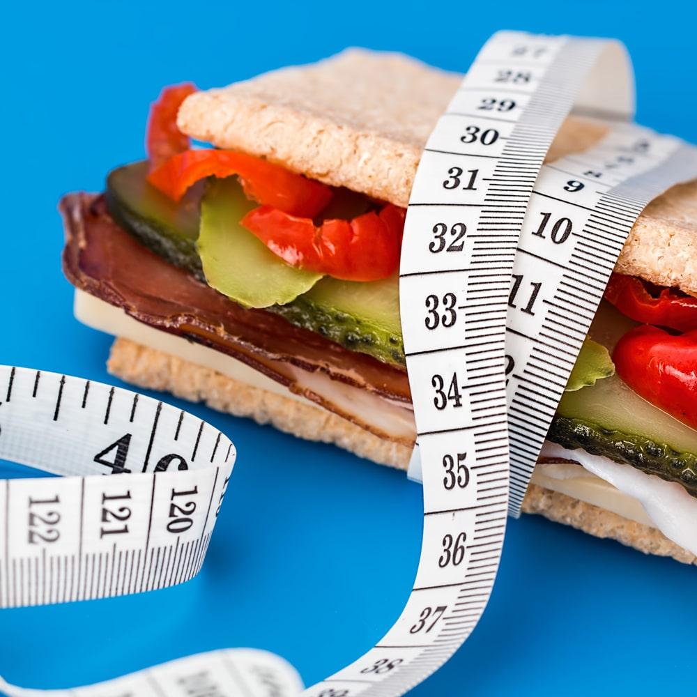 Diabetes und Ernährung.