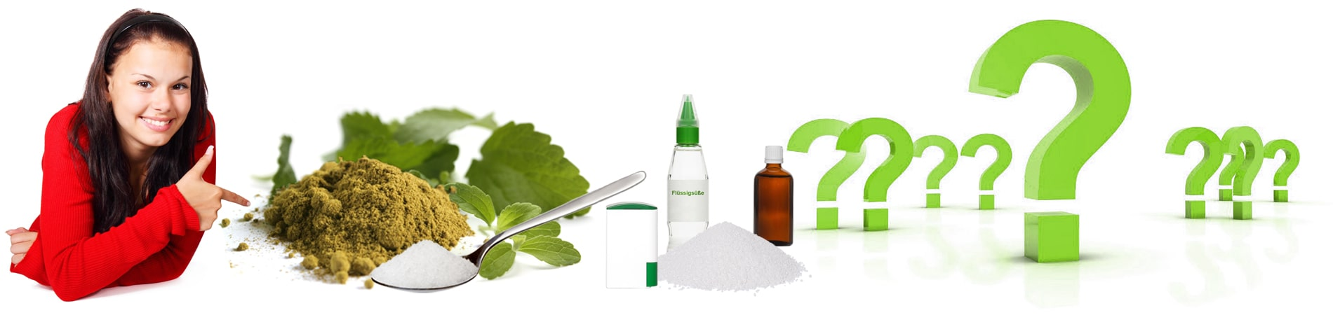 Die wichtigsten Fragen und Fakten zum Thema Stevia