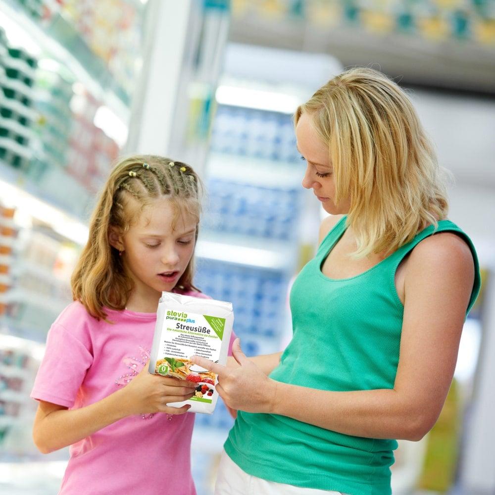 Tipps für den Einkauf von Stevia.